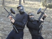 Paintball a Cuenca