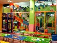 The children's playground of La Bola de Cristal
