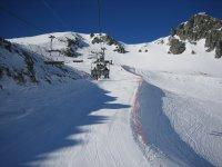 Estación de esqui
