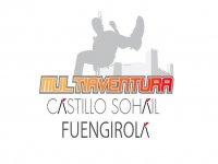 Multiaventura Castillo Sohail Tirolina