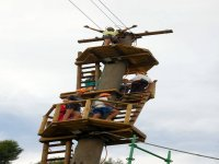 Subiendo a la torre