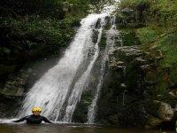 溪降,与大自然完全接触!