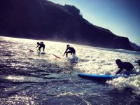 Con nuestro método de enseñanza surfear será coser y cantar!