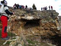 Escursione tra i resti storici