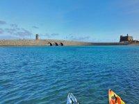 Kayak por Arrecife