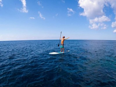 Lunatics Surf Menorca Paddle Surf