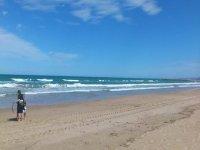 Playas para hacer paddle surf