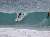 Cursos de surf adaptados