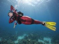 Mastery of buoyancy