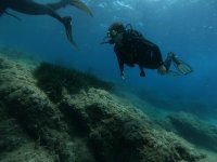 Inmersión de buce en Tossa de Mar