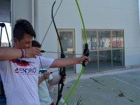 Archery among young people