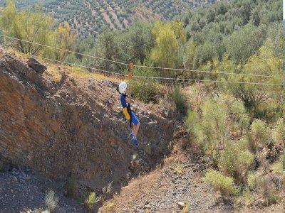 Ocioaventura Cerro Gordo Parques Infantiles