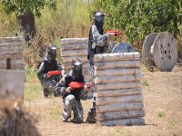 The best game of paintball in Málaga