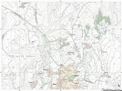Orientamento nei Pirenei, livello base