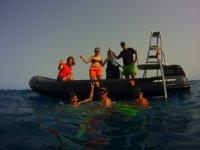 Snorkeling en El Palmar