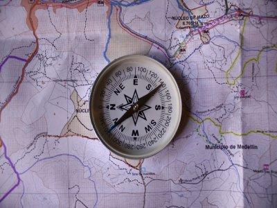 Corso di orientamento nei Pirenei