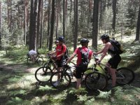 Rutas en mountain bike
