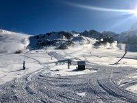 Pista da neve in Andorra