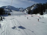 Skiing in Huesca