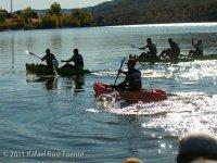 Competiciones de canoas