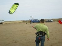 Learn to control the kite
