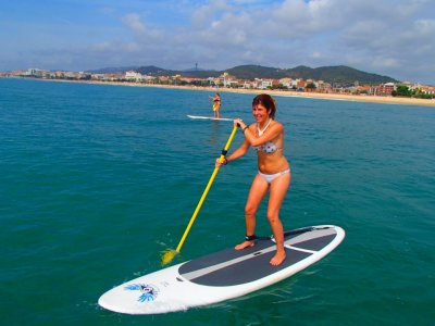 Kite & Paddelsurf Center Catalunya Paddle Surf