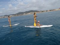 SUP in Catalonia