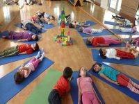 Yoga en nanos