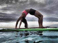 Esercizi in mare