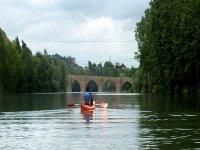 Navigate the Ebro River