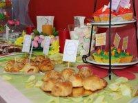 Cupcakes y bollos