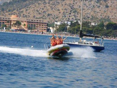 Speedboat Alcudia