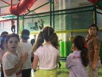 Children's birthday in Las Palmas park