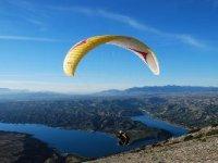 Tandem paragliding Andalucia