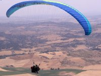 Tandem paragliding Marbella