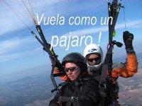 Biplaza parapente en Ronda Andalucia