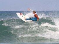 Acrobacias con la tabla de surf