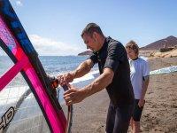 私人的经验教训帆板班和帆板课程