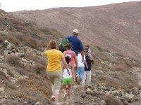 Rutas de senderismo en Fuerteventura