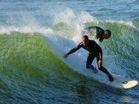 全球学习冲浪的标志