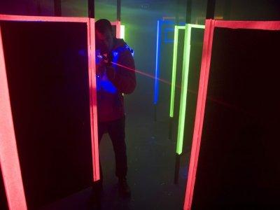 Games i Mes Laser Tag
