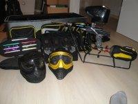 Complete equipment