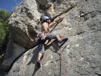 Martin Elorza guias de montaña