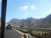 En buggy por carretera