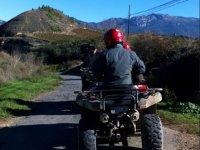 Quad biking in Haro