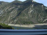 Vistas del río Valira
