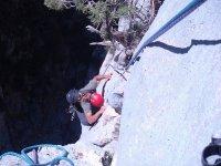 铁索攀岩铁索攀岩位于Grand Valira