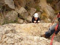 通过安道尔附近铁索攀岩铁索攀岩铁索攀岩