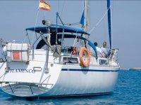 从船上导航弗拉门戈弗拉门戈