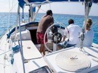 游艇标志福门特拉岛帆船日向海展望